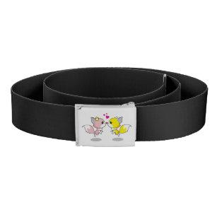 Anime Girl Belts | Zazzle