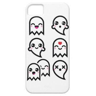 Cute Kawaii ghost phone case iPhone 5 Cases