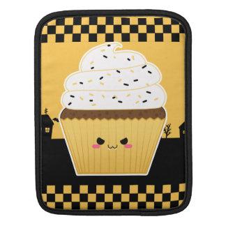 Cute Kawaii Halloween cupcake Sleeves For iPads