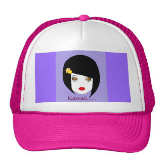 cute kawaii hat