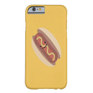 Cute Kawaii Hot Dog Barely There iPhone 6 Case