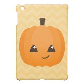 Cute Kawaii Jack o'Lantern iPad Mini Cover