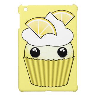 Cute Kawaii Lemon Cupcake - by Matilda Lorentsson iPad Mini Cases