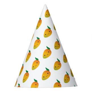 Cute Kawaii Mango Party Hat