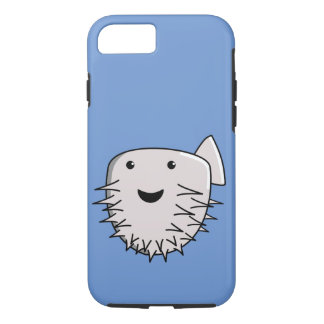 Cute Kawaii Puffer Fish iPhone 7 Case
