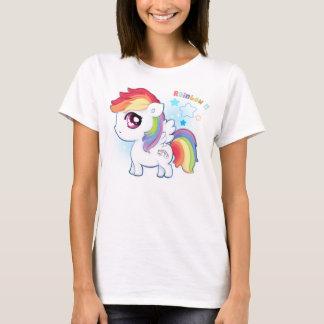 Cute kawaii rainbow pony T-Shirt