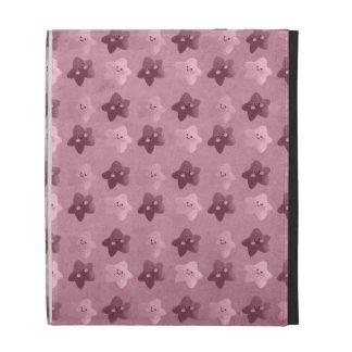 Cute Kawaii Stars iPad Folio Cover
