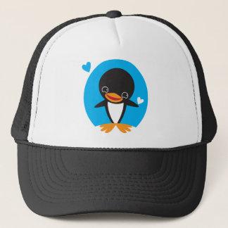 Cute Kawaii winter Penguin Trucker Hat