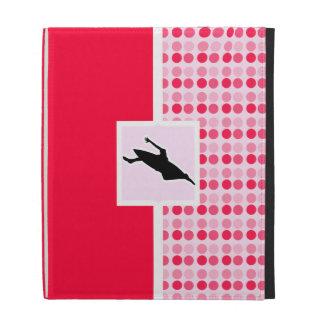 Cute Kayaking iPad Folio Cover