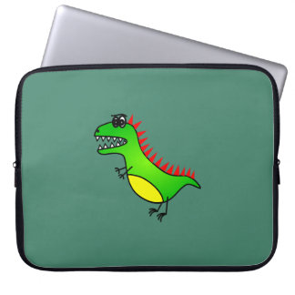 Cute Kid Dinosaur Laptop Sleeve 15 inch