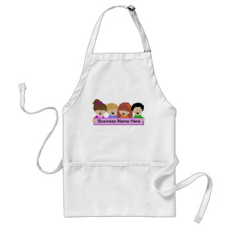 Cute Kids Daycare Apron
