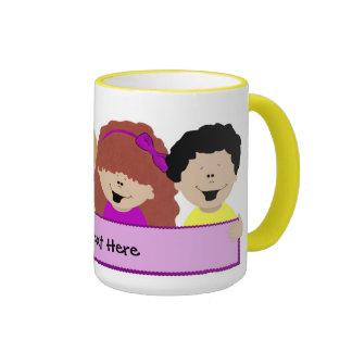 Cute Kids Daycare Mug