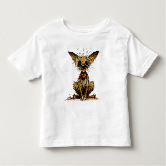 Cute Kid's Funny Toy Dog Toddler T-shirt