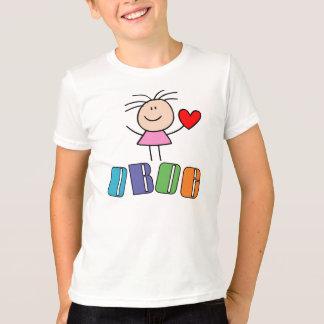 Cute Kids Oboe T-shirt