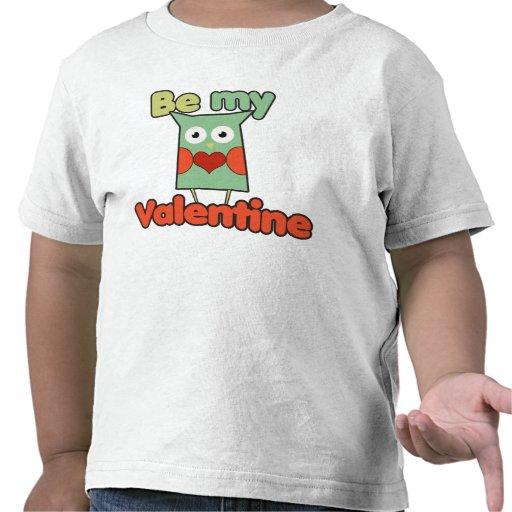 Cute Kids Valentines Day Tee Shirts