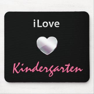 Cute Kindergarten Mouse Pad