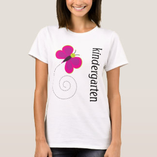 Cute Kindergarten Teacher Tee Shirt