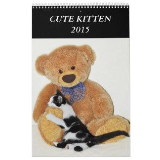 Cute Kitten | 2015 Calendar