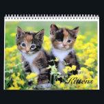 """Cute Kitten Calendar<br><div class=""""desc"""">Calendar full of cute kittens</div>"""