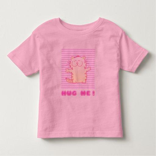 Cute Kitten Hug Toddler T-shirt