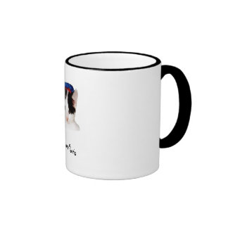 Cute Kitten I Love Paris Mug