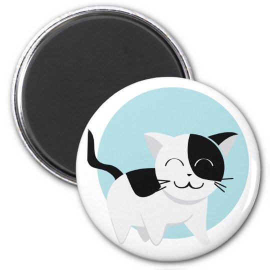 Cute Kitten Magnet