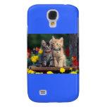 Cute-Kitten Samsung Galaxy S4 Case