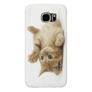 Cute Kitten Samsung Galaxy S6 Case
