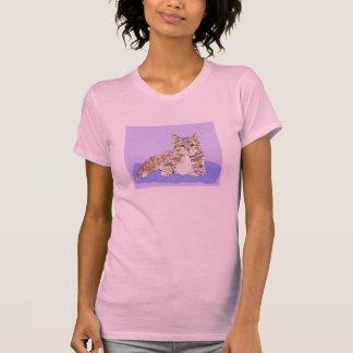 Cute kitten tops, T-Shirt
