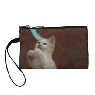 Cute Kittie Bagettes Bag