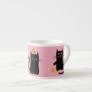 Cute Kitties Espresso Cup