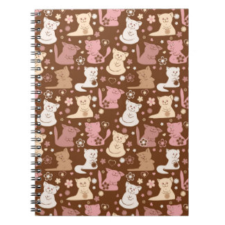Cute Kitties Notebook
