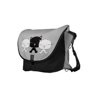 cute kitty bag design