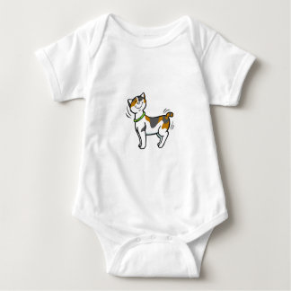 CUTE KITTY CAT BABY BODYSUIT