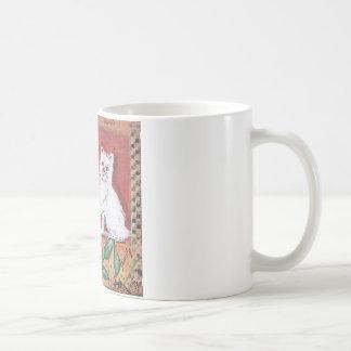 Cute Kitty Cat Coffee Mug - Take Time To Play