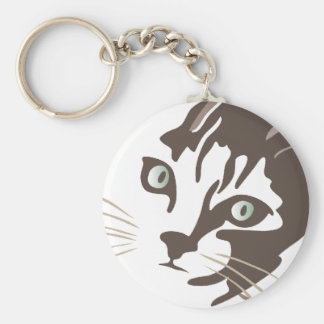 Cute Kitty Cat Keychains