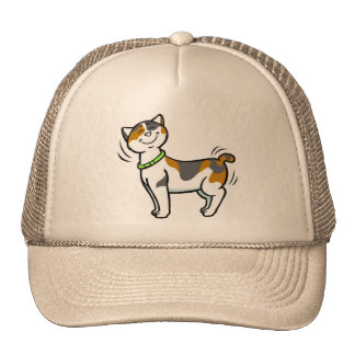 CUTE KITTY CAT MESH HAT