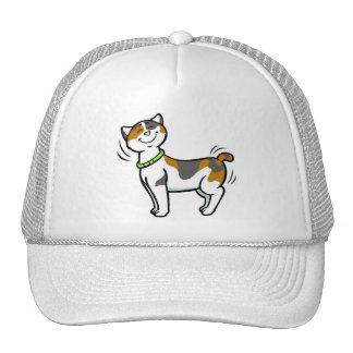 CUTE KITTY CAT MESH HATS