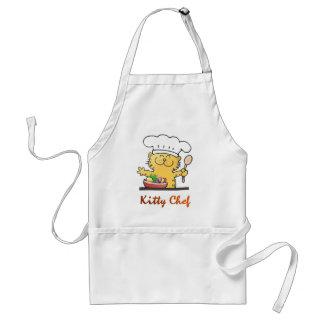 Cute Kitty Chef Apron