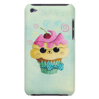 Cute Kitty Cupcake iPod Touch Case
