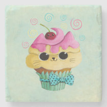 artsprojekt, cupcake cat, cute cupcake, kawaii, cute food, kawaii cat, kawaii cupcake, cat, kitten, cupcake, kawaii food, kitty cat, children, kids, kid, illustration, children illustration, nursery, [[missing key: type_giftstone_coaste]] com design gráfico personalizado