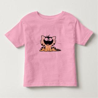 Cute Kitty   Happy Kitty   Cute Cartoon Kitty Tshirts