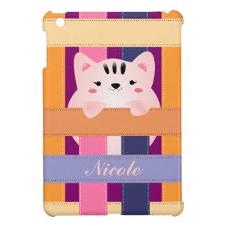 Cute Kitty iPad Mini Case