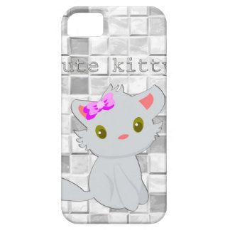 Cute Kitty iphone 5/5s Case