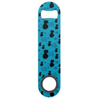 Cute kitty pattern speed bottle opener