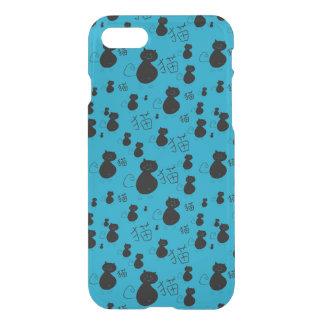 Cute kitty pattern iPhone 7 case