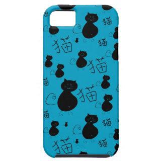 Cute kitty pattern iPhone SE/5/5s case