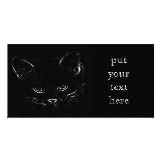 Cute Kitty Photo Card