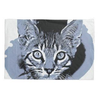 Cute Kitty Pillowcase