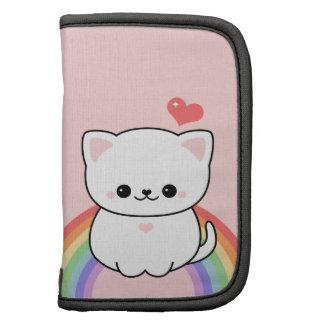 Cute Kitty Folio Planner